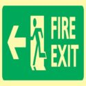 Fire Exit Board