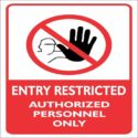 Entry Restricted